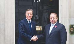 PM assured of UK support in fight against terrorism