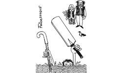 Cartoon: 26 April, 2015