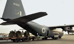 امداد لے کر 4 پاکستانی طیارے نیپال روانہ