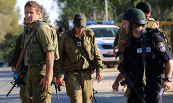 اسرائیلی فورسز کی فائرنگ،2فلسطینی ہلاک