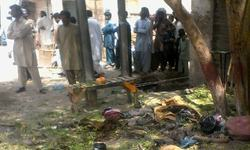 Four killed in Sibi blast