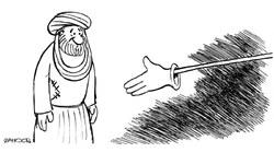 Cartoon: 27 April, 2015