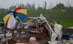 Weather chaos in KP