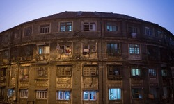 Through Mumbai's windows