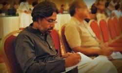 KU's Dr Wahidur Rahman — A restless soul