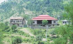 A little out of the way — Azad Kashmir