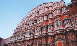 Tickled pink by Jaipur