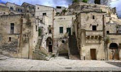 Travel back in time in Italy's Matera