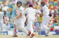 West Indies need 192 to level England series
