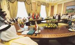 Region threatened as Gulf leaders hold summit