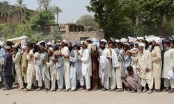 Return of North Waziristan IDPs continues at snail's pace