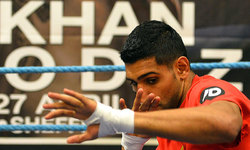 Amir Khan wants to fight Mayweather