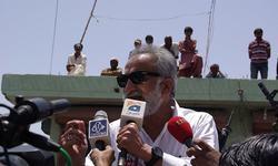 Partial shutdown in Badin after Zulfiqar Mirza's strike call