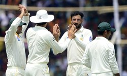 ڈرا کے باوجود پاکستان کی ٹیسٹ رینکنگ میں ترقی