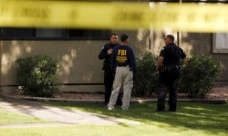 Police raid home of gunman killed in Texas attack incident