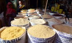 Prices of flour, pulses rise