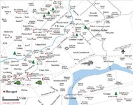 Over 60 motorbike theft spots identified across city