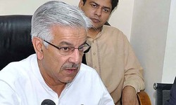 Asif accuses Sindh of 'not cooperating' on power dues