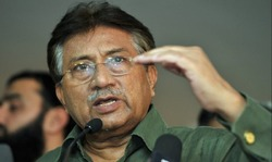 Musharraf gets permanent exemption from court appearance in Bugti murder case