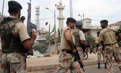 Question mark over Rangers-led Karachi operation