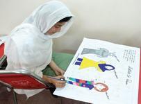 Little artists highlight culture of Peshawar