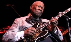 Blues legend B.B. King dies at 89
