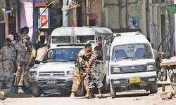 Four 'BLA militants' killed in Pak Colony encounter