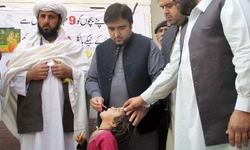 Anti-polio campaign begins in 7 districts