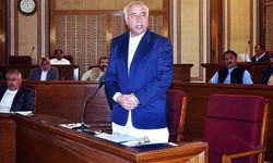 Opposition lawmakers see constitutional crisis in Balochistan