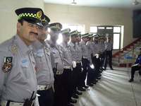 Can Peshawar's better trained wardens meet the traffic challenge?