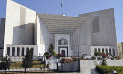 Sectarianism is a curse, says SC judge