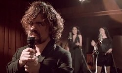 Stayin' Alive: Tyrion Lannister celebrates not dropping dead in Game of Thrones