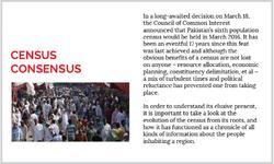 Census consensus
