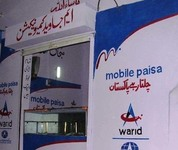Warid launches Mobile Paisa