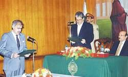 Home minister Suhail Siyal — a profile