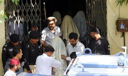 Safoora Goth carnage suspects remanded in nine cases