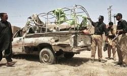 کوئٹہ:ایف سی کی گاڑی کے قریب دھماکا، ایک شخص ہلاک
