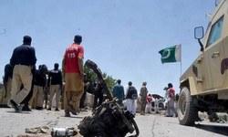بلوچستان: صوبائی وزیر کے گھر پر راکٹوں سے حملہ