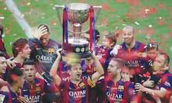 Atletico, Valencia claim CL spots; Almeria, Eibar go down