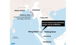 Mass graves with 'hundreds of bodies' found in Malaysia