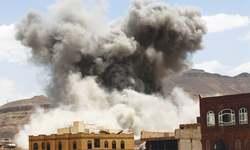 Saudis, Houthis trade heavy artillery fire along border