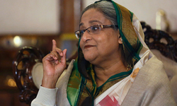 Hasina calls for crackdown on human traffickers