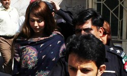 Another woman catches eye of taxmen probing Ayyan Ali's case
