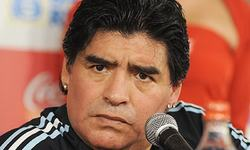 Maradona rounds on 'dictator' Blatter