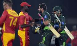 Pakistan and Zimbabwe look to build one-day future