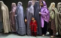 خواتین کا حق رائے دہی خطرے کی زد میں