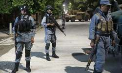 Militants attack court, kill 2 policemen: Afghan official