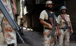 Security forces kill 7 militants in Karachi