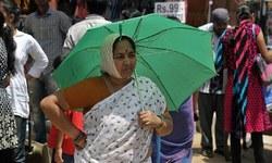 ہندوستان میں شدید گرمی  سے  800 ہلاک