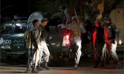 کابل کا سفارتی علاقہ دھماکوں اور فائرنگ سے گونج اٹھا